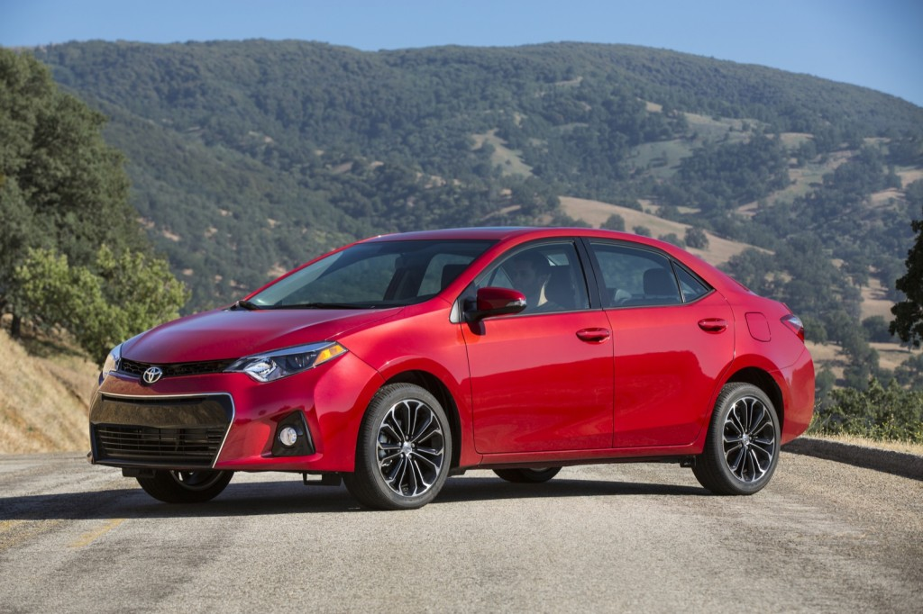 2014 Toyota Corolla Review Ratings Specs Prices And Photos The