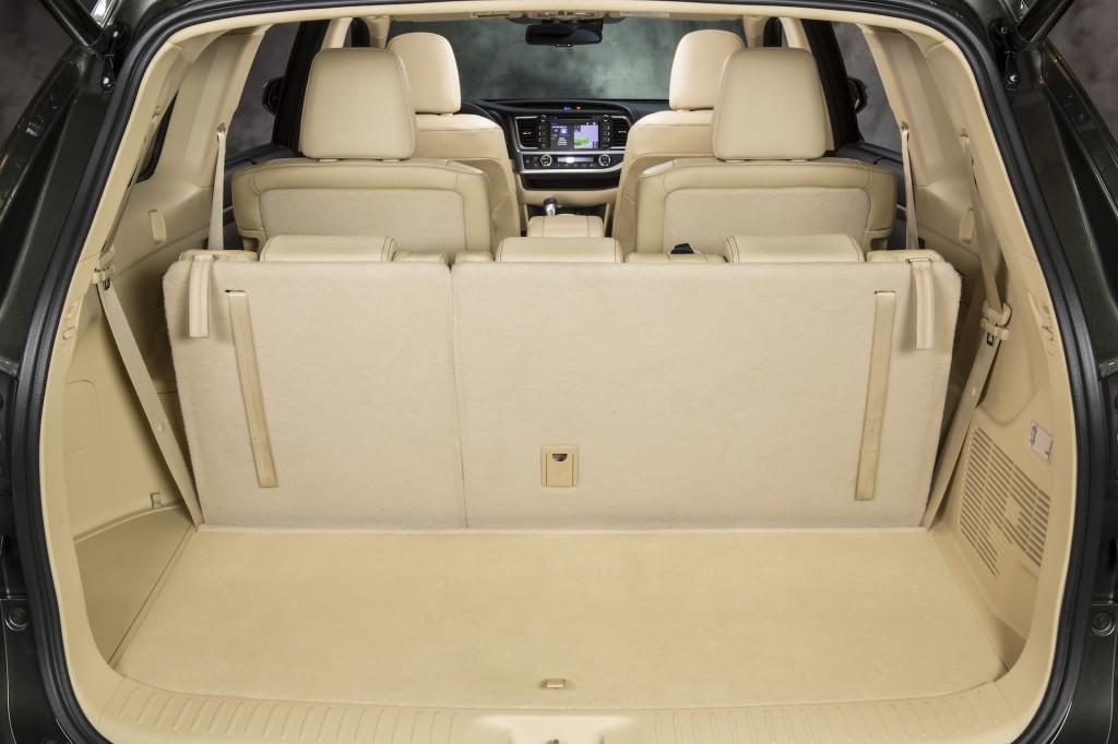 Image: 2014 Toyota Highlander Limited Platinum, size: 1024 ...