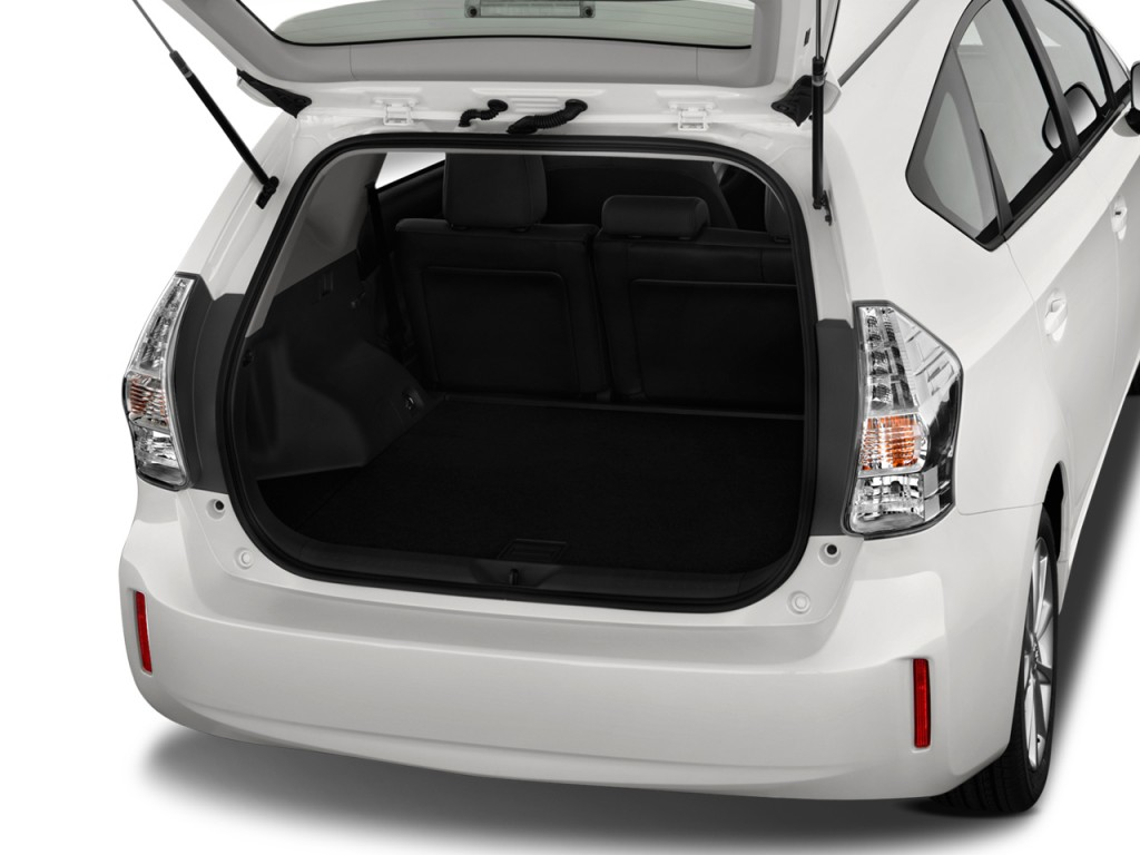 image 2014 toyota prius v 5dr wagon five natl trunk size 1024 x 768 type gif posted on. Black Bedroom Furniture Sets. Home Design Ideas