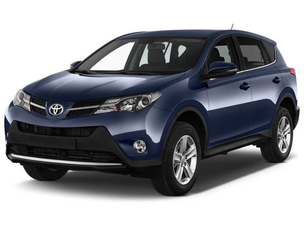 Captivating 2014 Toyota RAV4 Review, Ratings, Specs, Prices, And Photos   The Car  Connection