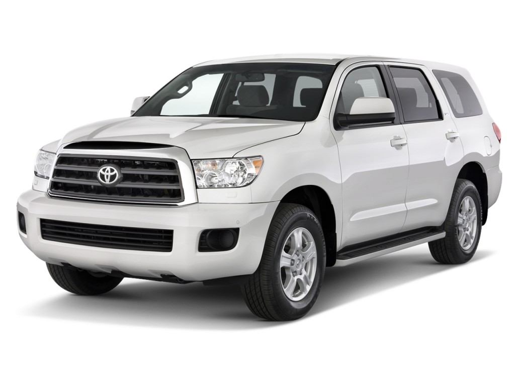 2014 Toyota Sequoia Review, Ratings, Specs, Prices, And Photos   The Car  Connection