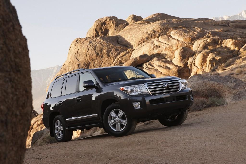 2014 Toyota Land Cruiser