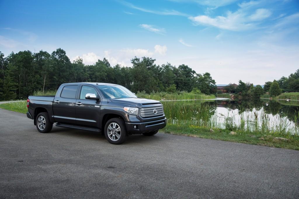 2014 Toyota Tundra Platinum