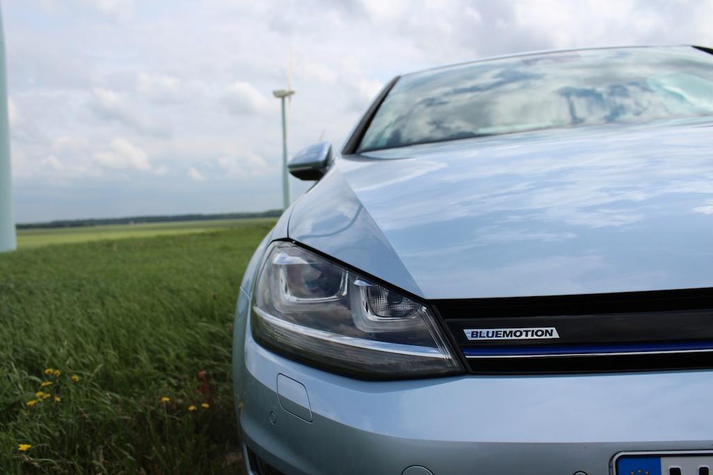 Volkswagen Golf BlueMotion (2015 VW Golf body style in U.S.)
