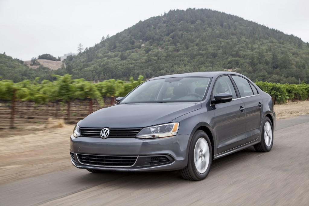 2014 Volkswagen Jetta Steps Up To Five-Star Safety