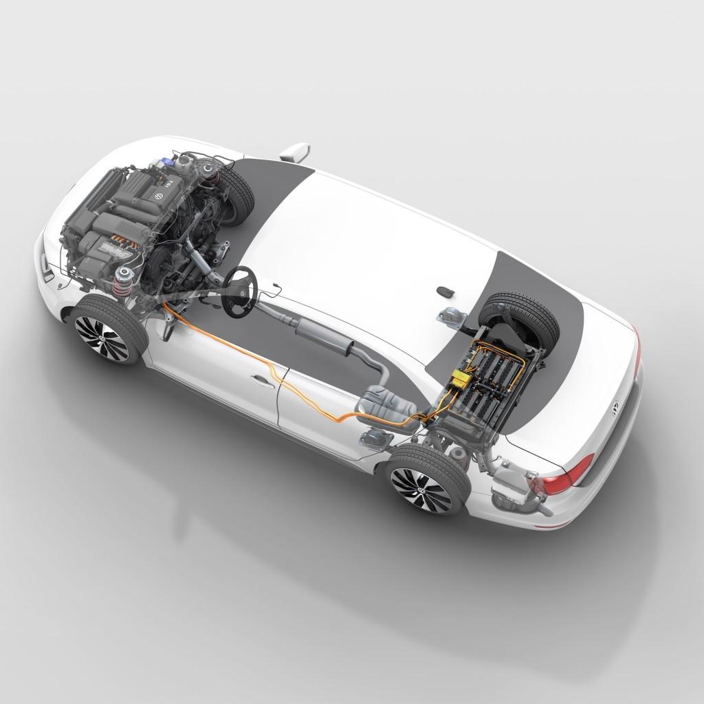 2014 Volkswagen Jetta Hibrid