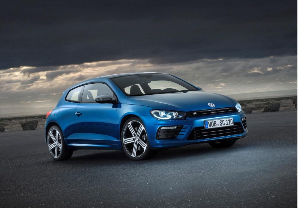 Vw Scirocco Usa >> Volkswagen Kills The Scirocco Hatchback Coupe