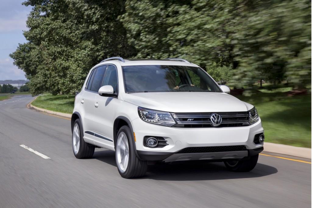 2014 Volkswagen Tiguan R-Line