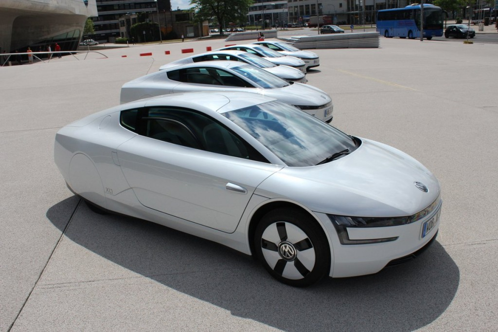 Volkswagen XL Sport Concept  x All For Desktop