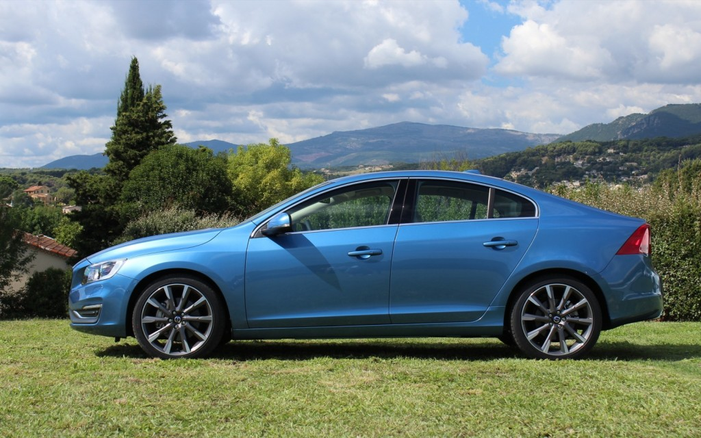 Image 2014 Volvo S60 T6 With 2015 Drive E Powertrain