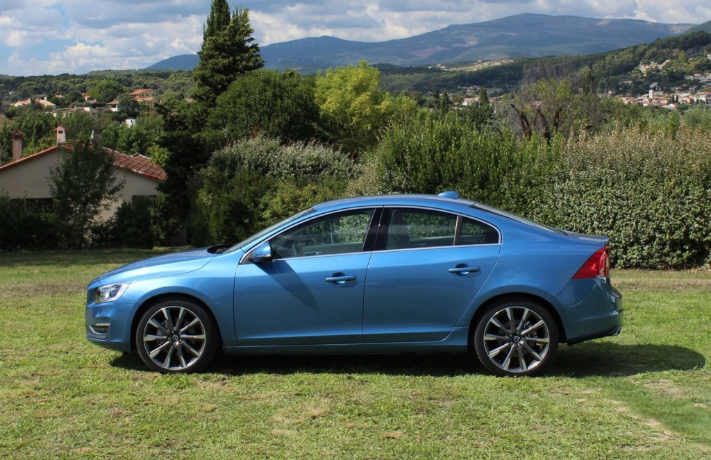 Image: 2014 Volvo S60 T6, with 2015 Drive-E powertrain - First Drive, September 2013, size: 1024 ...