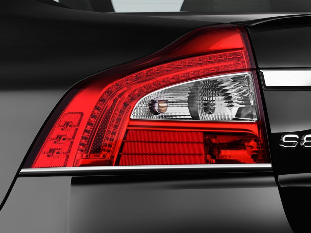 Image 2014 Volvo S80 4 Door Sedan 3 2l Tail Light Size