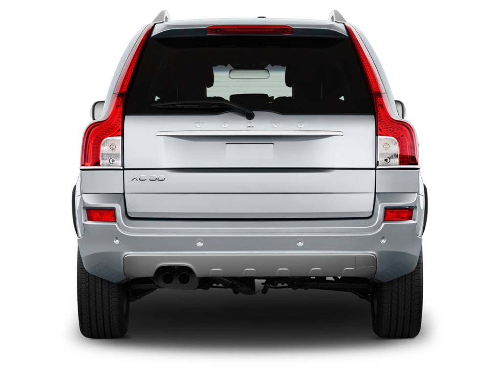 Image: 2014 Volvo XC90 AWD 4-door Rear Exterior View, size ...