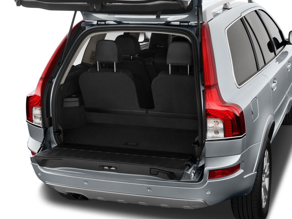 Image 2014 Volvo Xc90 Awd 4 Door Trunk Size 1024 X 768