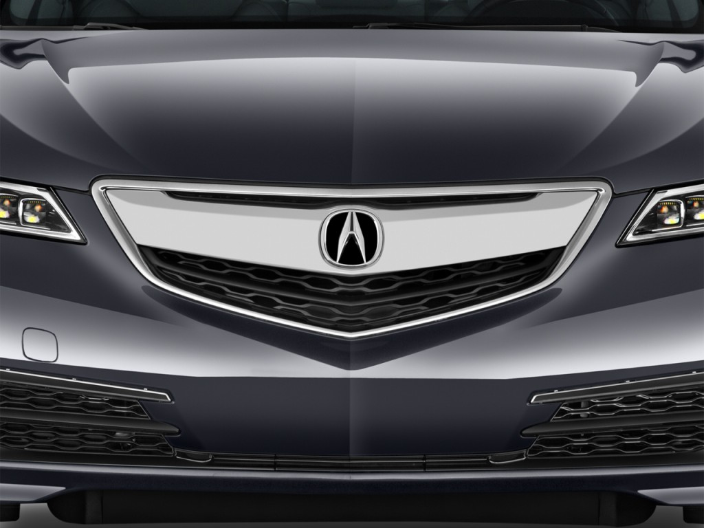 image 2015 acura tlx 4 door sedan fwd tech grille size. Black Bedroom Furniture Sets. Home Design Ideas