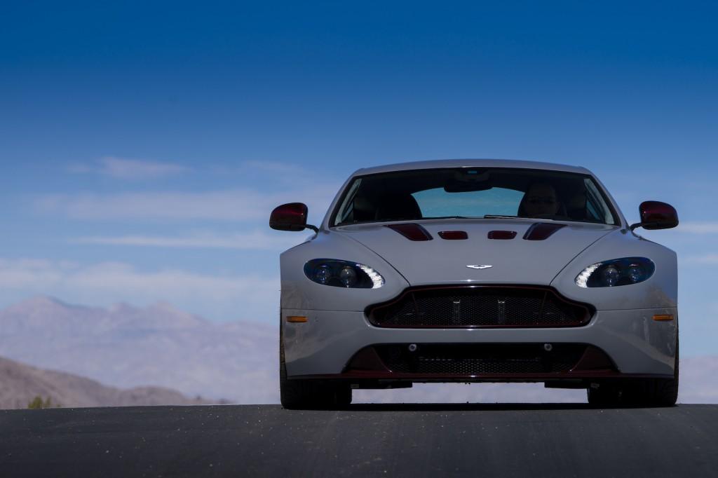 Image: 2015 Aston Martin V12 Vantage S, size: 1024 x 682 ...