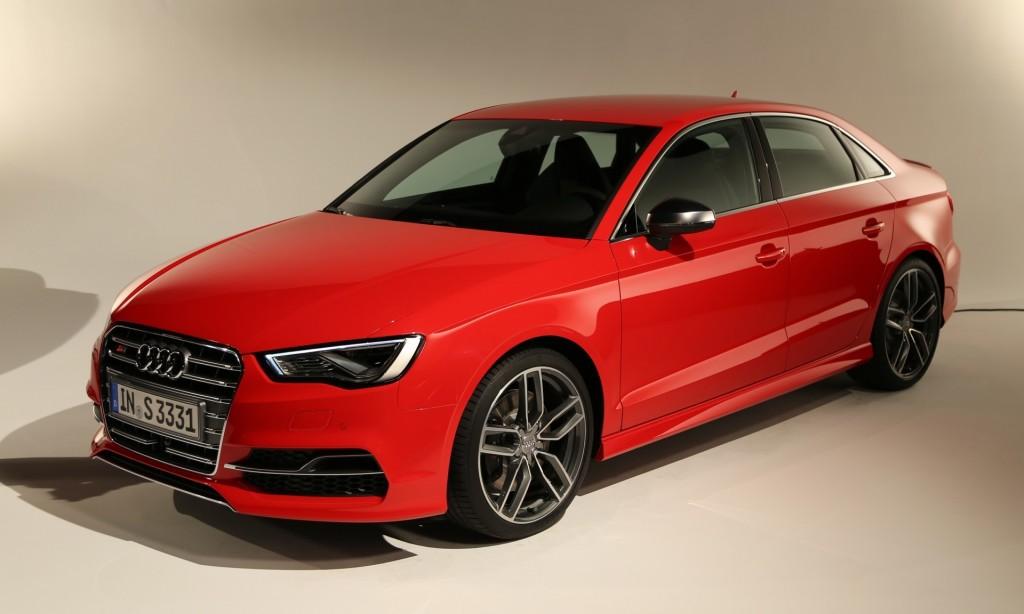 Audi S Sedan Revealed Video - Audi s3 0 60