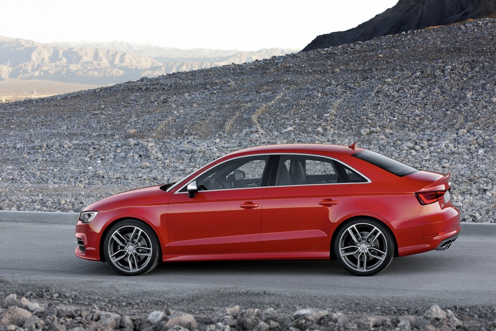 2017 Audi S3 Review Ratings Specs Prices And Photos The Car Connection