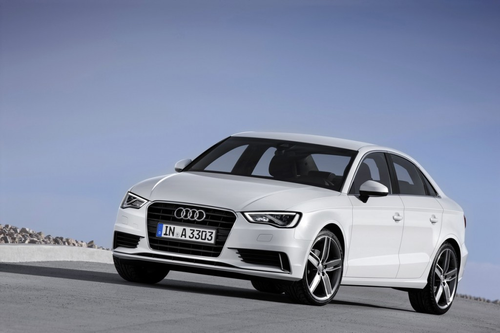 2015 Audi A3: Crash Results Show It's A Very Safe Small Sedan