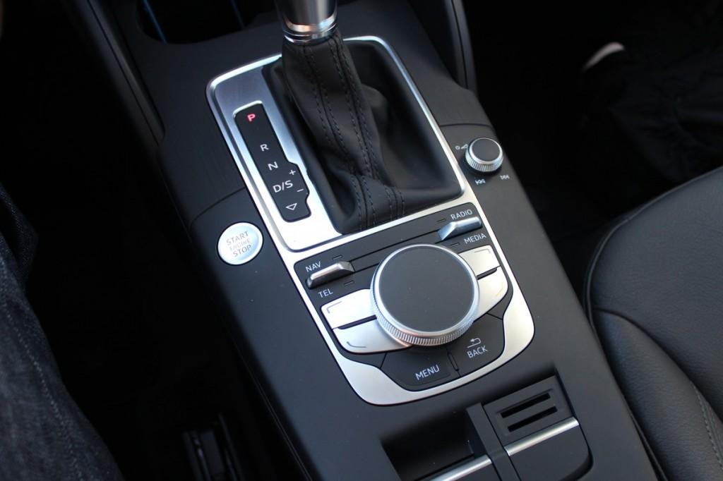 2015 Audi A3 Sedan  -  First Drive, March 2014