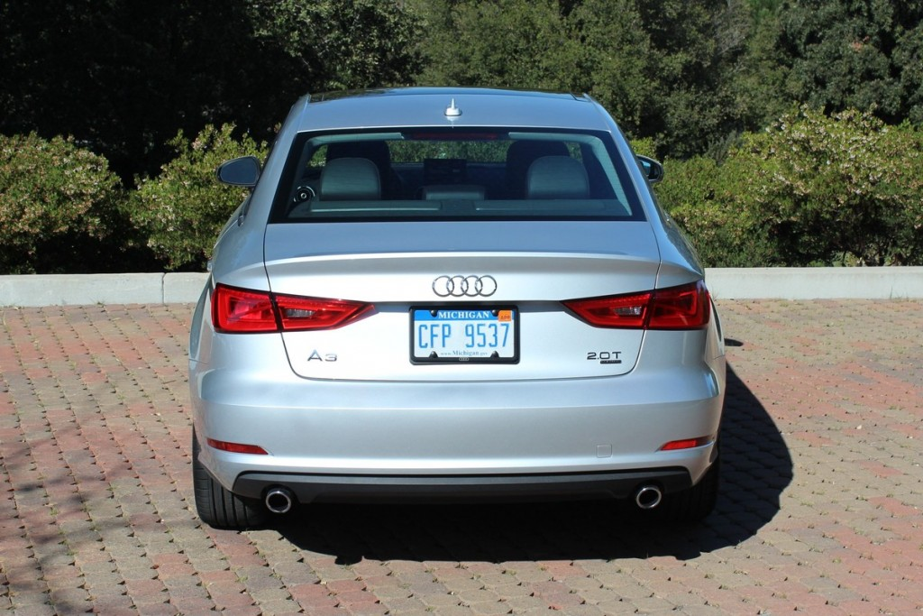 Image 2015 Audi A3 Sedan First Drive March 2014 Size