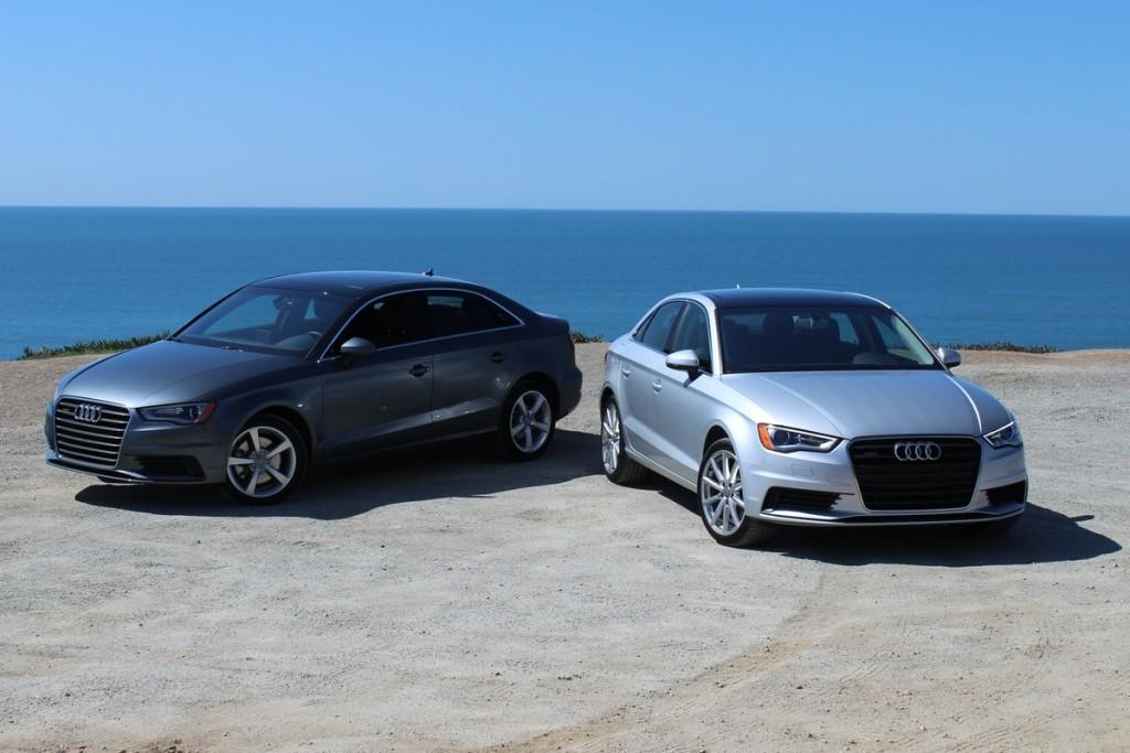 Image Audi A Sedan First Drive March Size X - Audi a3 audi a4