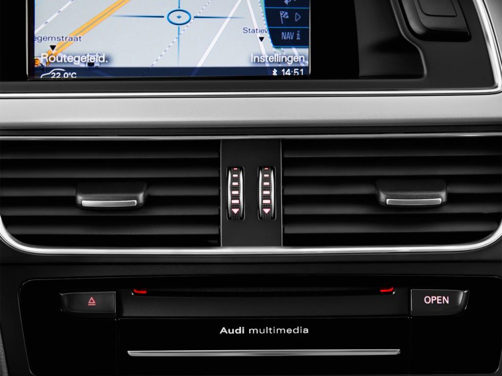 image 2015 audi a4 4 door sedan cvt fronttrak 2 0t premium air vents size 1024 x 768 type. Black Bedroom Furniture Sets. Home Design Ideas