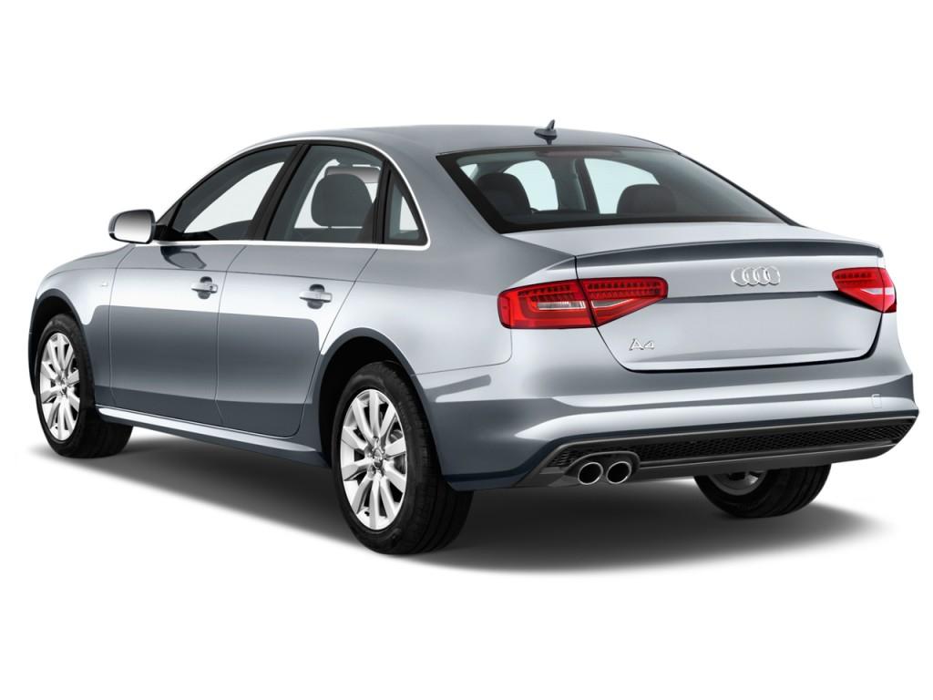 Image 2015 Audi A4 4 Door Sedan Cvt Fronttrak 2 0t