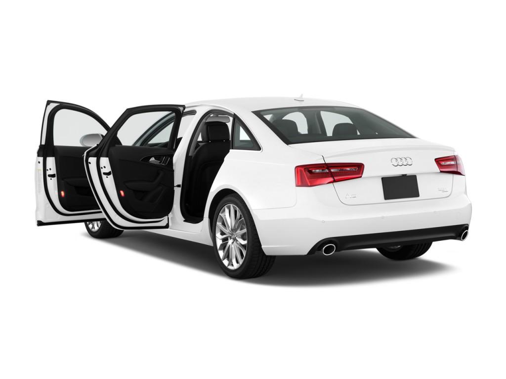 Image 2015 Audi A6 4 Door Sedan Fronttrak 2 0t Premium