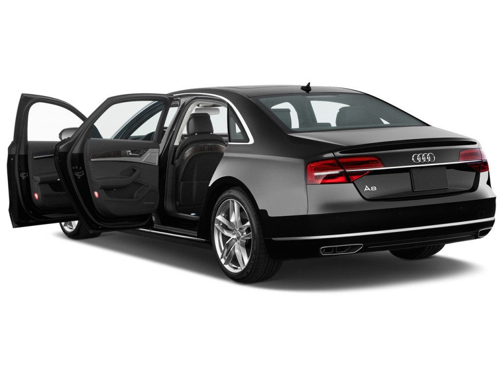 Image 2015 Audi A8 4 Door Sedan 3 0t Open Doors Size