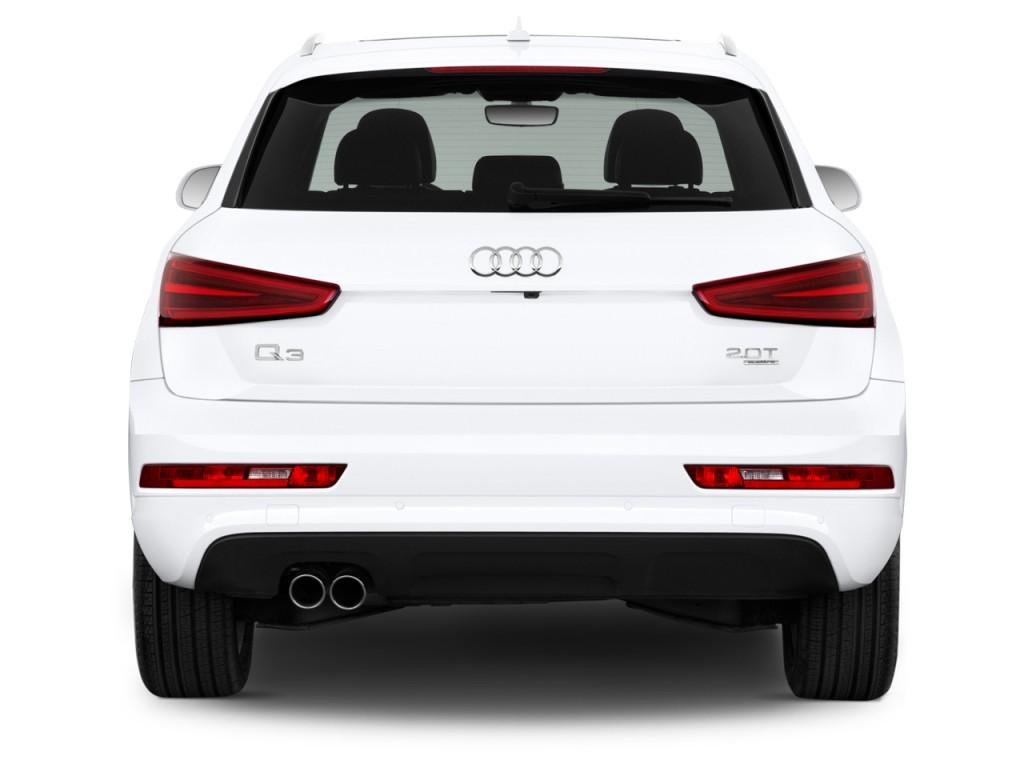 image 2015 audi q3 quattro 4 door 2 0t premium plus rear exterior view size 1024 x 768 type. Black Bedroom Furniture Sets. Home Design Ideas