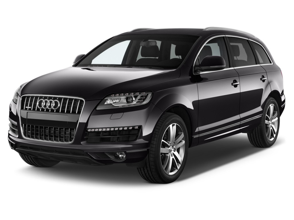 2017 Audi Q7 Review Ratings Specs Prices And Photos The Car Connection