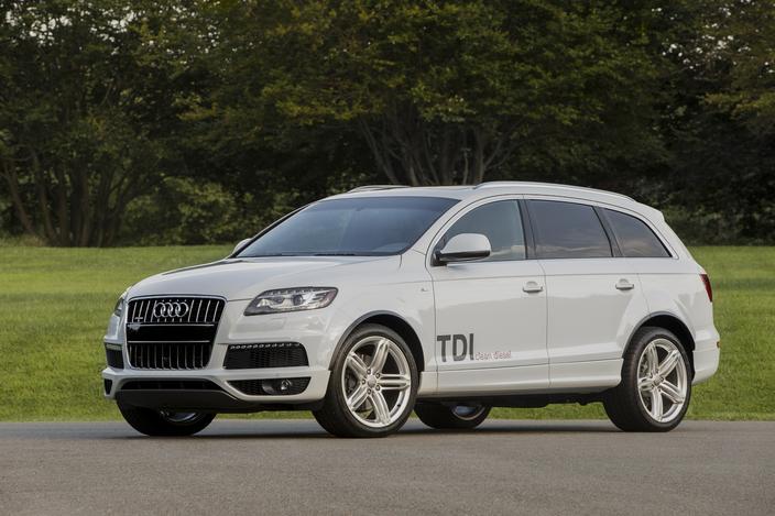 2015 Audi Q7 TDI