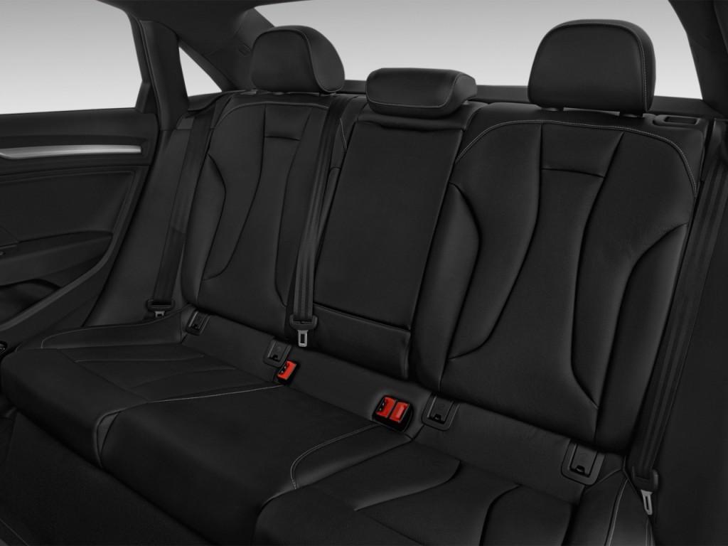 image 2015 audi s3 4 door sedan quattro 2 0t premium plus rear seats size 1024 x 768 type. Black Bedroom Furniture Sets. Home Design Ideas