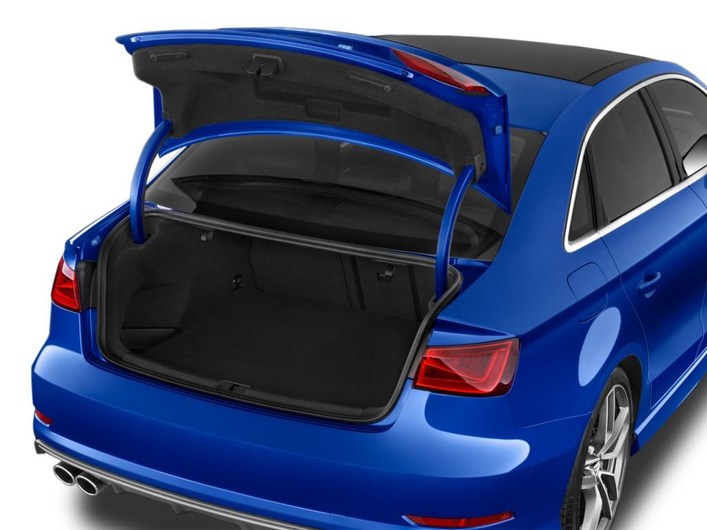 2015 Audi A3 2.0t 0 60 >> Image: 2015 Audi S3 4-door Sedan quattro 2.0T Premium Plus Trunk, size: 1024 x 768, type: gif ...