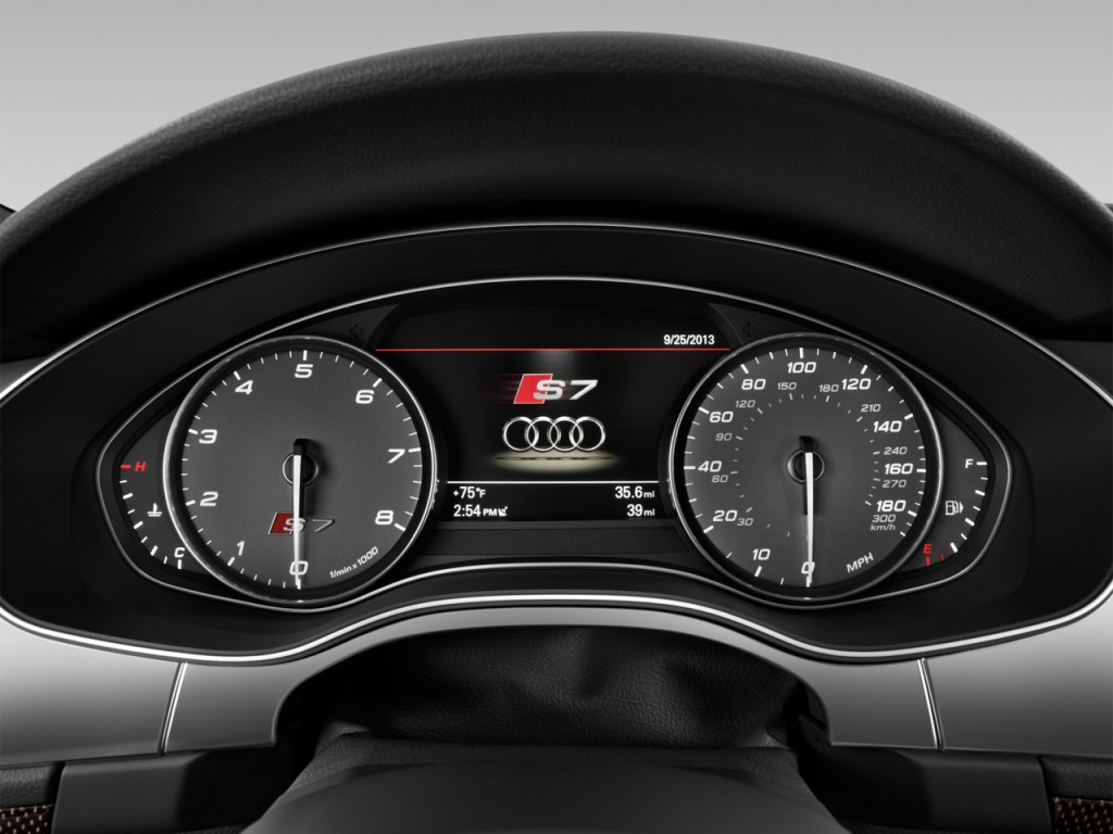 image 2015 audi s7 4 door hb instrument cluster size 1024 x 768 type gif posted on. Black Bedroom Furniture Sets. Home Design Ideas