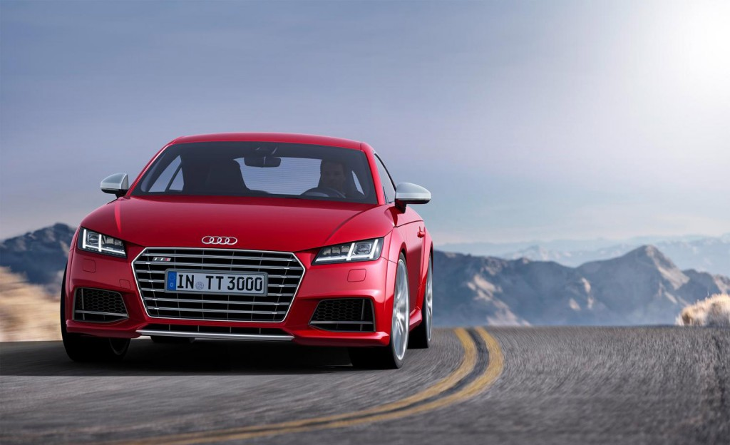 2016 Audi Tt Sound System Gets Symphoria Tech