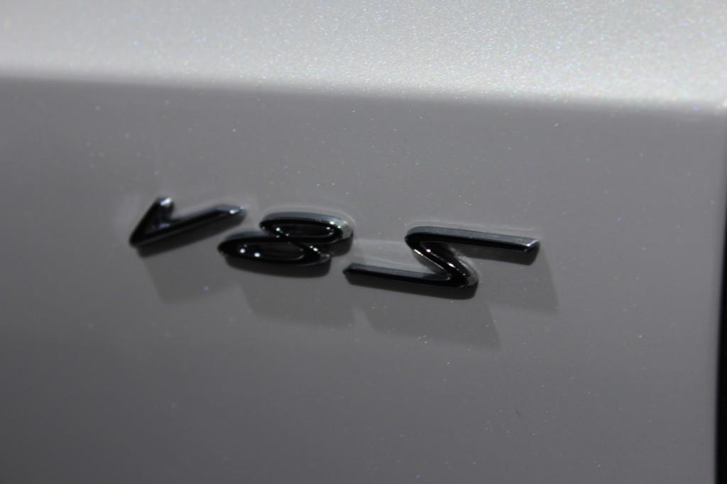 2014 Bentley Continental GT V8 S  -  2014 Detroit Auto Show live photos