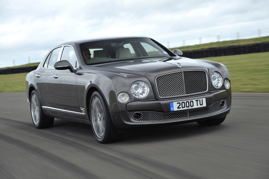 2015 bentley mulsanne
