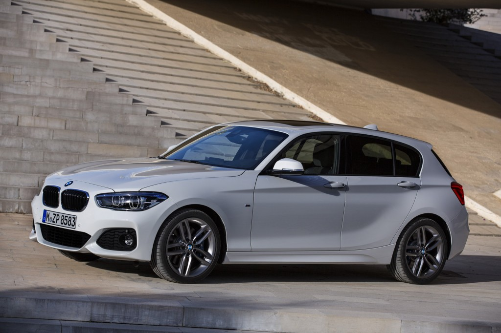 Image BMW Series Hatchback Equipped With M Sport Package - Bmw 1 series m
