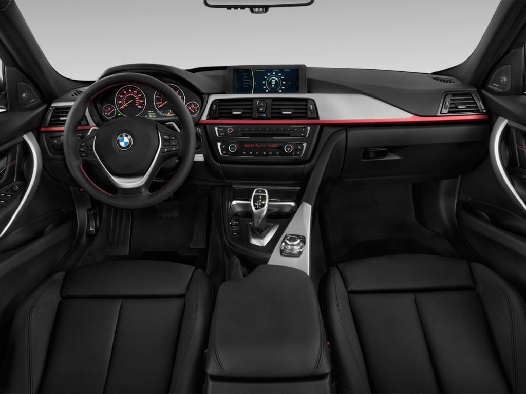 Image BMW Series Door Sedan I RWD Dashboard Size - Bmw 2015 3 series price
