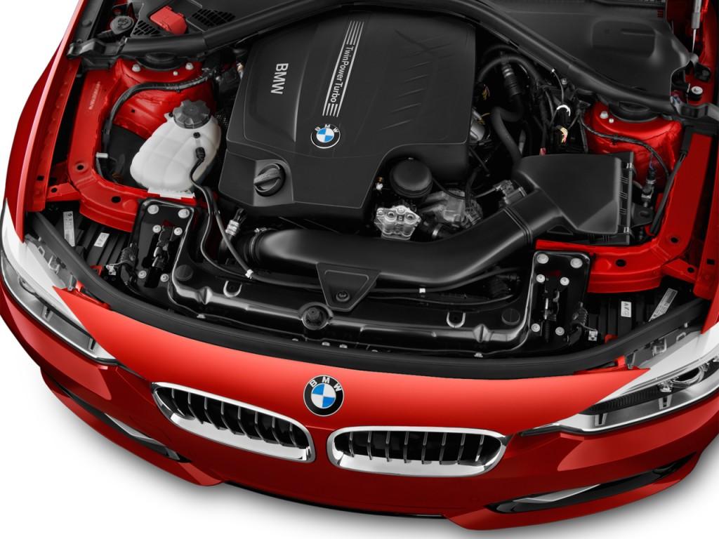 Image 2015 Bmw 3 Series 4 Door Sedan 335i Rwd Engine