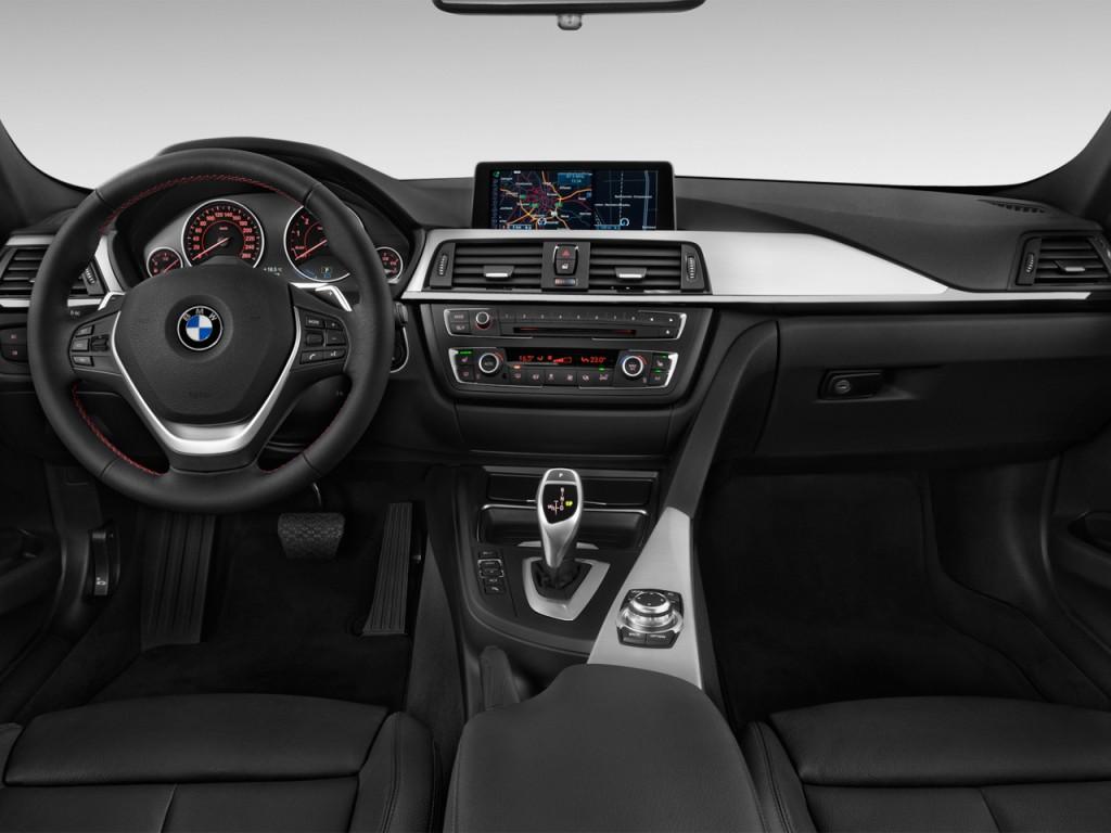 Image: 2015 BMW 3-Series 4-door Sedan ActiveHybrid 3 ...
