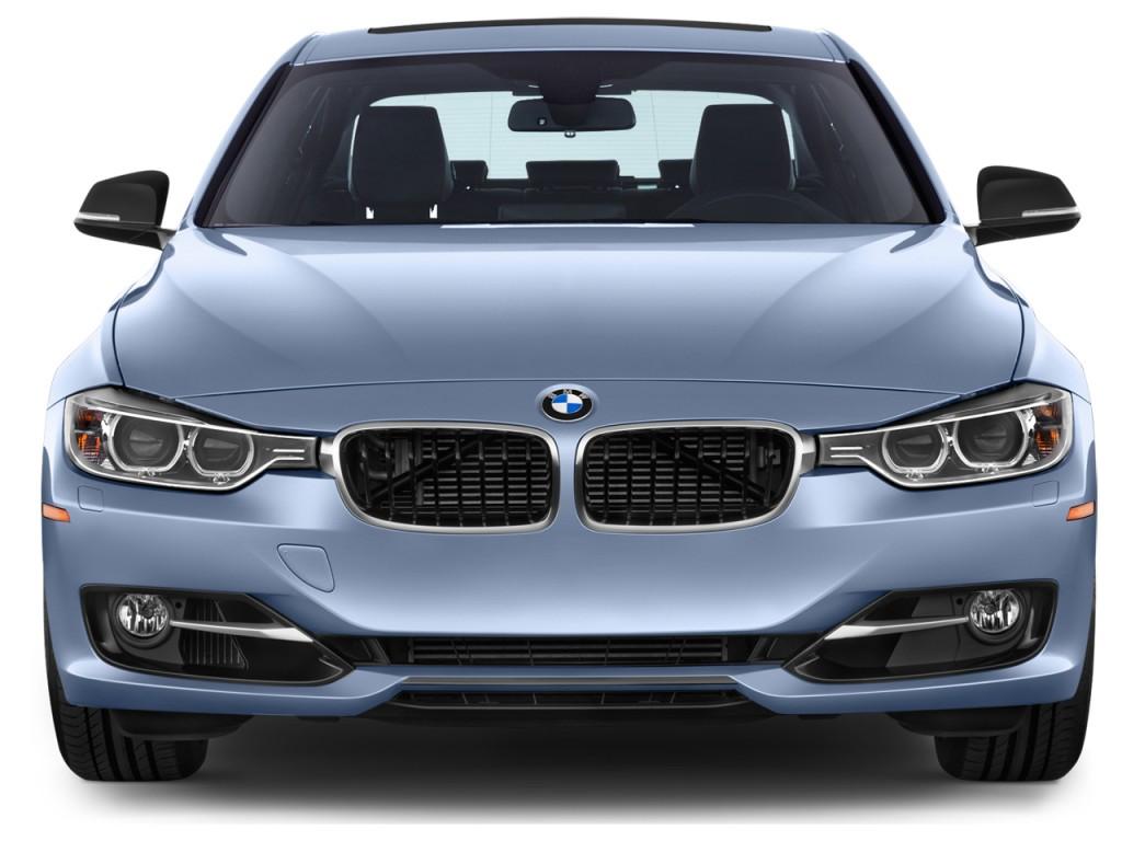 Image: 2015 BMW 3-Series 4-door Sedan ActiveHybrid 3 Front ...