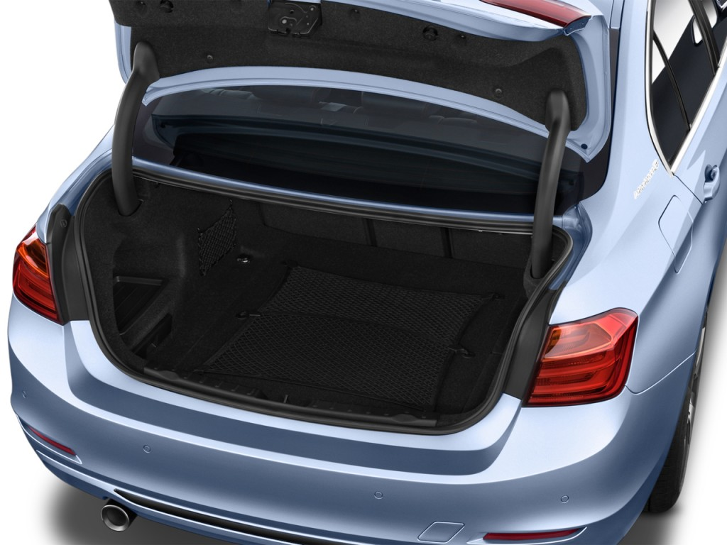 Image 2015 Bmw 3 Series 4 Door Sedan Activehybrid 3 Trunk