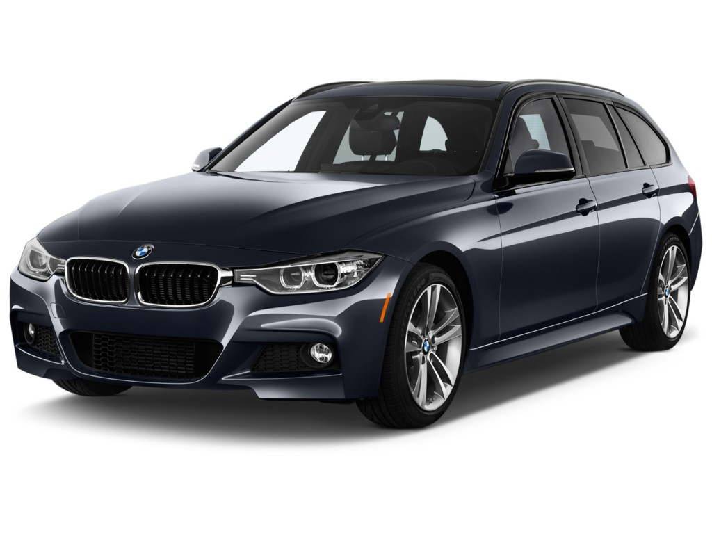Bmw Exterior: Image: 2015 BMW 3-Series 4-door Sports Wagon 328d XDrive