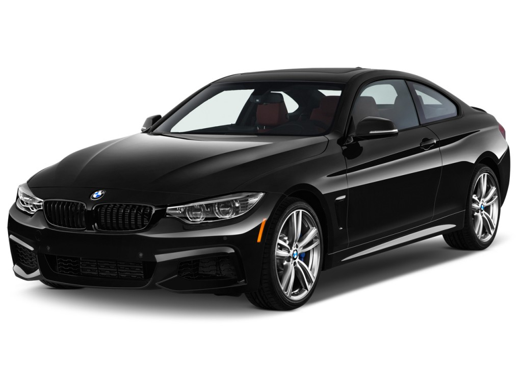 Bmw Exterior: Image: 2015 BMW 4-Series 2-door Coupe 435i RWD Angular