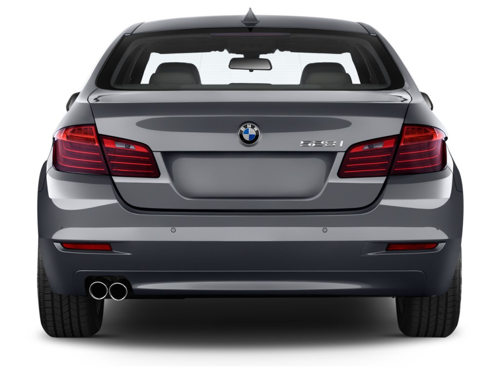 image 2015 bmw 5 series 4 door sedan 528i rwd rear exterior view size 1024 x 768 type gif. Black Bedroom Furniture Sets. Home Design Ideas