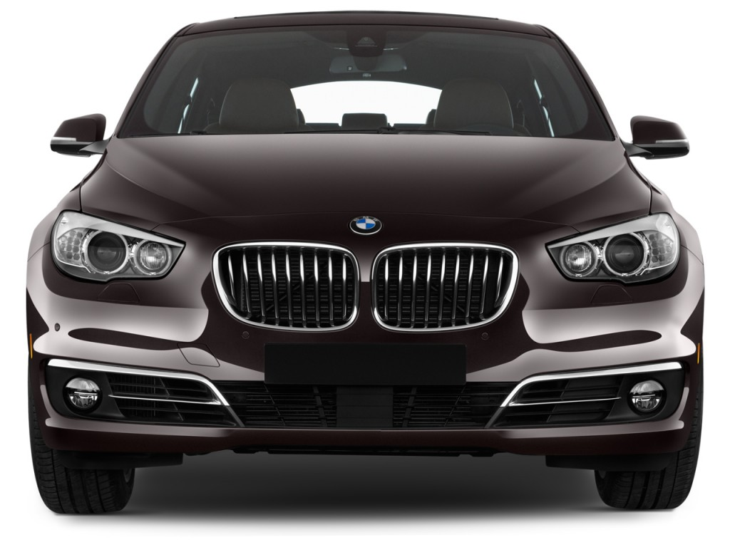 Image 2015 Bmw 5 Series Gran Turismo 5dr 535i Gran Turismo Rwd Front Exterior View Size 1024