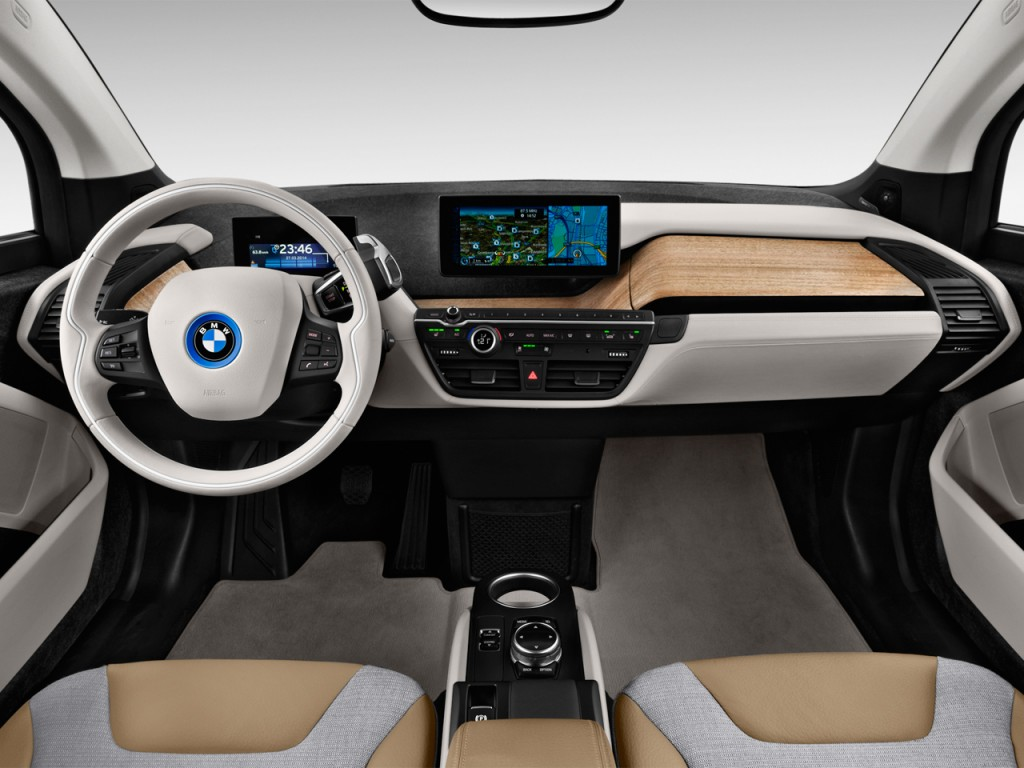 Image 2015 Bmw I3 4 Door Hb Dashboard Size 1024 X 768 Type Gif Posted On March 11 2015